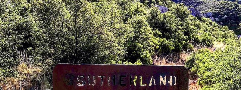 Sutherland Trail Tucson
