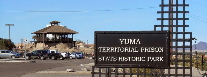 Yuma Territorial Prison State Historical Park