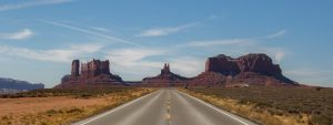 Is Monument Valley America's most beautiful drive?