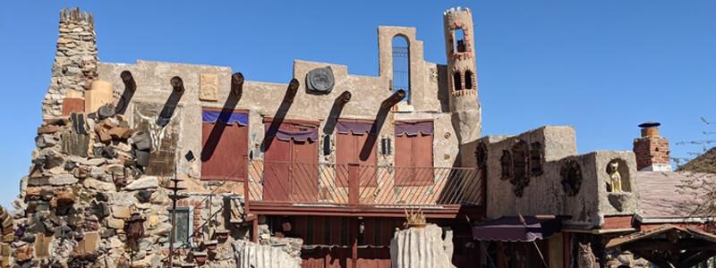 mystery castle arizona